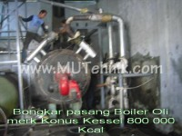 modifikasi boiler